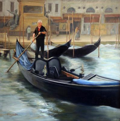 The Gondolier,