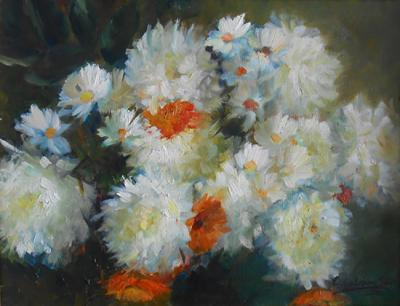 Flowers Bouquet I,